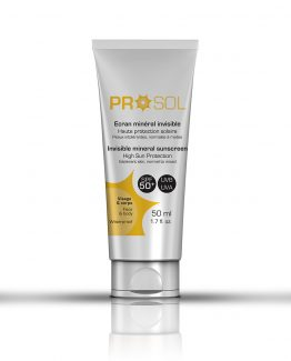 Prosol invisible Tube 50ml Face